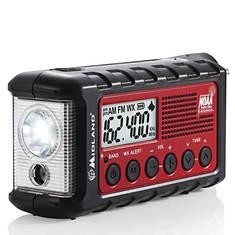 Midland Deluxe Emergency Crank Radio