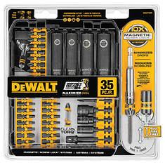 DeWalt 35-Piece Impact-Ready Screwdriver Set