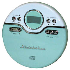 Studebaker Portable CD Player