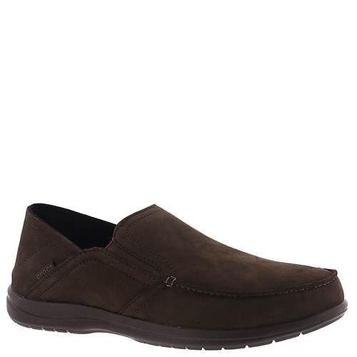 Crocs™ Santa Cruz Convertble Synthetic Leather Slip-On (Men's)