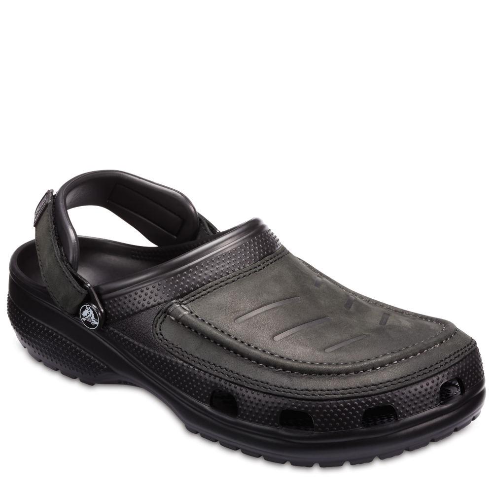 Crocs Yukon Vista Clog Men's Black Slip On 9 M -  205177-060