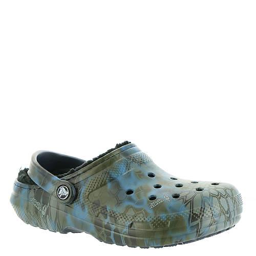Crocs™ Classic Kryptek Neptune Lined Clog (Unisex)