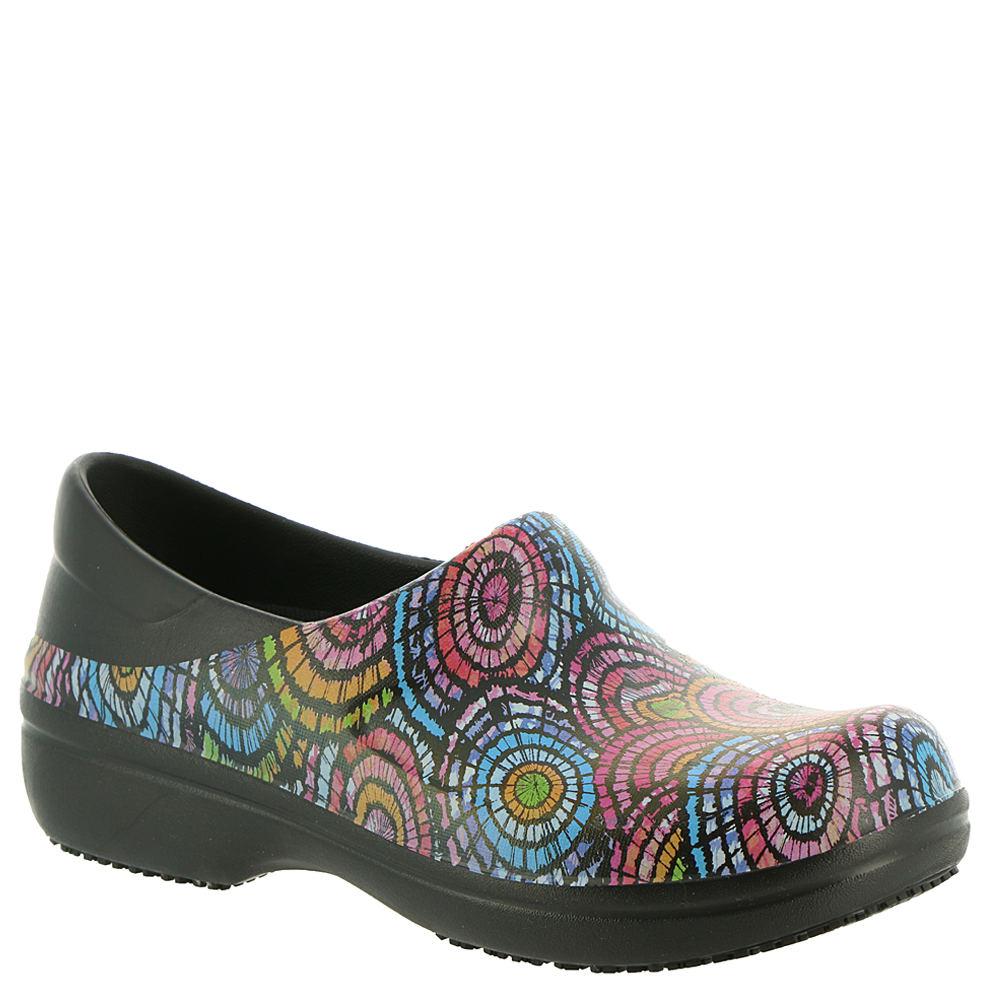 Crocs Neria Pro II Graphic Clog Women's Black Slip On 9 M -  191448225169