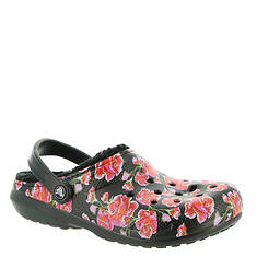 Crocs™ Classic Lined Graphic II Clog (Women's)