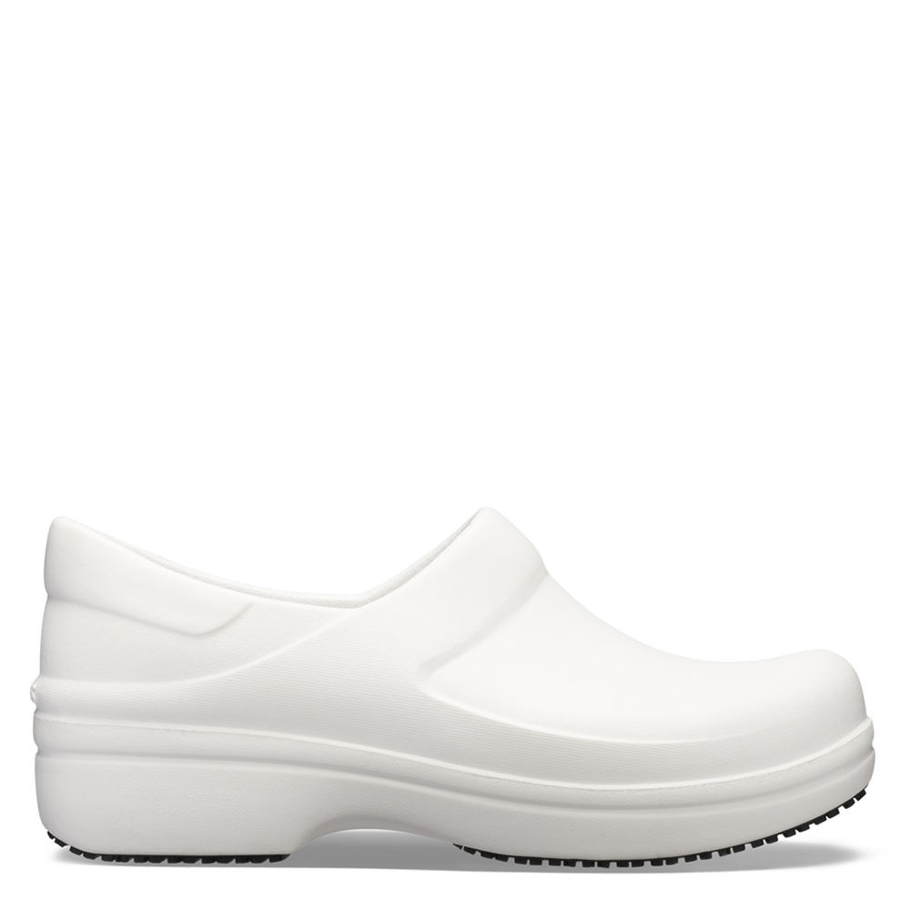 Crocs Neria Pro II Clog Women's White Slip On 10 M -  191448224933