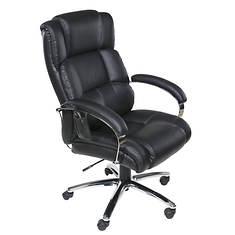 Executive Massage Chair with Lumbar and Heat