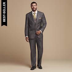 Steve Harvey Men's 3-Piece Suit Set