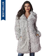 Teddy Bear Faux Fur Coat