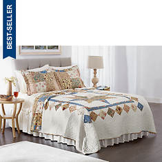 Country Lane Reversible Quilt