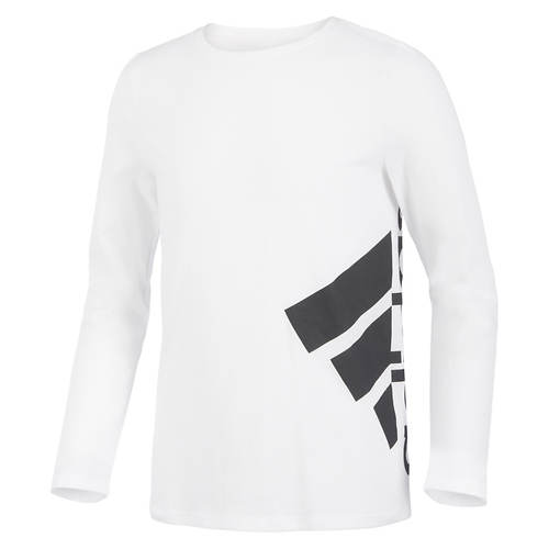adidas Girls' It's a Wrap Tee