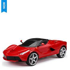 New Bright 1:12 RC Full-Function Charger La Ferrari