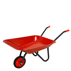 Children's Metal Wheel Barrow