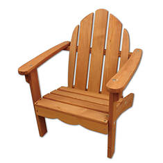 Wood Deck Chair