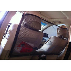 Pet Life Squared Back Car Seat Barrier