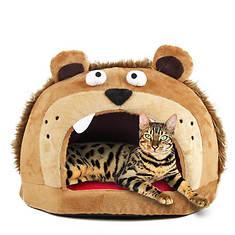 Pet Life Roar Snuggle Fleece Pet Bed