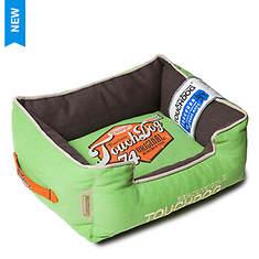 Touchdog Throwback Dog Bed