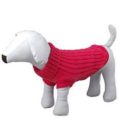 Pet Life Cotton Collared Pet Sweater