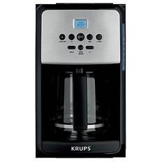Krups Savoy Stainless Steel Coffee Machine