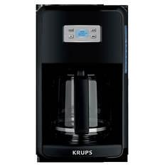 Krups Savoy Black Coffee Machine