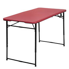 Cosco 4' Centerfold Tailgate Table