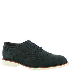 Kenneth Cole Reaction Winged Brogue Nubuck (Boys' Toddler-Youth)