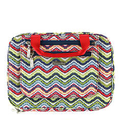 Baggallini Deluxe Travel Cosmetic Bag