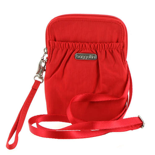 Baggallini RFID Protection Bryant Pouch