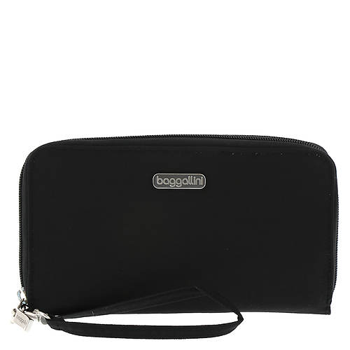 Baggallini RFID Protection Continental Wristlet