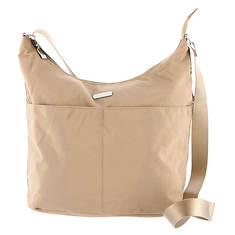 Baggallini Hobo Crossbody With RFID-Blocking Wristlet