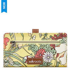 Sakroot Rae Slim Charging Wallet