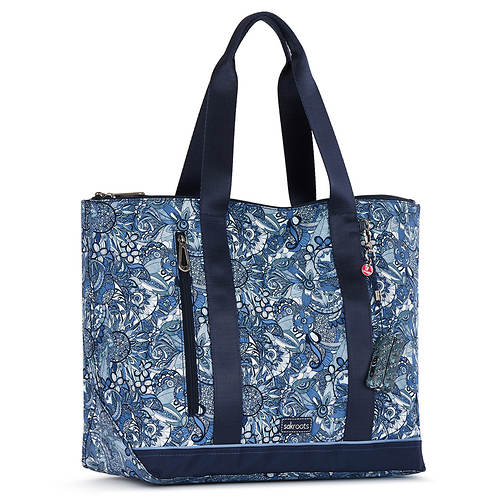 Sakroots New Adventure Finch Large Tote