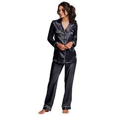 Satin Pajama Set