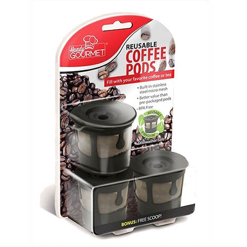 Handy Gourmet Reusable Coffee Pods