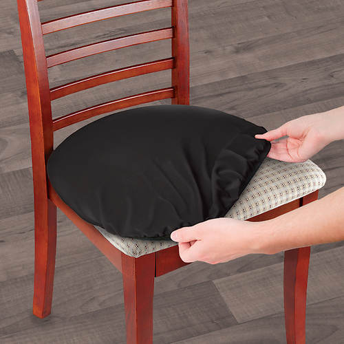 Ideaworks Chair Seat Covers-Set of 2