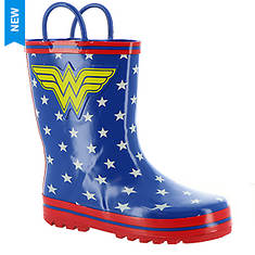 DC Comics Wonder Woman Rain Boot WWS500 (Girls' Toddler)