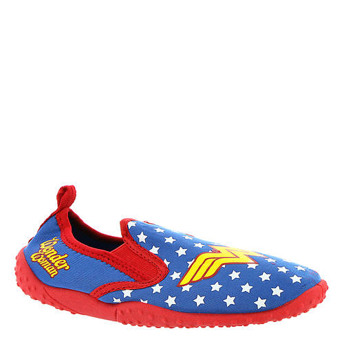 808865015145b DC Comics Wonder Woman Slip On WWS109 (Girls' Toddler) - Color Out of Stock  | FREE Shipping at ShoeMall.com