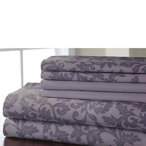 Kendall 6-Piece 600-Thread Count Sheet Set