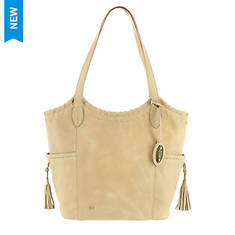 Born Vallejo Distressed Tote Bag