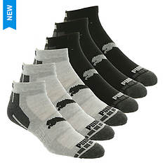 PUMA Men's P111537 Low-Cut 6-Pack Socks