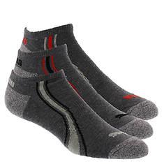 PUMA Men's P105389 No-Show 3-Pack Socks