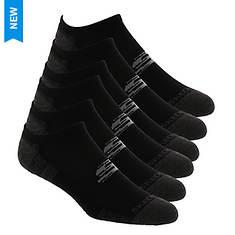Skechers Men's S111392 No-Show 6-Pack Socks