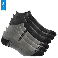 Skechers Men's S109972 Quarter 6-Pack Socks