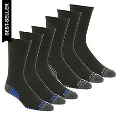 Skechers Men's S111946 Crew 6-Pack Socks