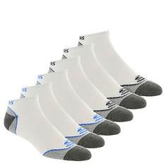 Skechers Men's S110377 Low Cut 6 Pack Socks