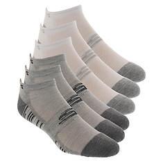 Skechers Men's S111393 Low-Cut 6-Pack Socks