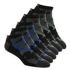 Skechers Men's S110146 Low Cut 6 Pack Socks