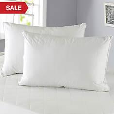 All-Season Silk Filled Pillow