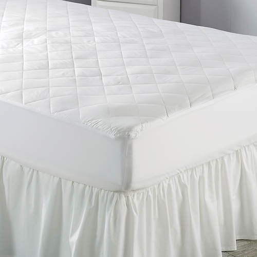 All-Season Silk Filled Mattress Pad
