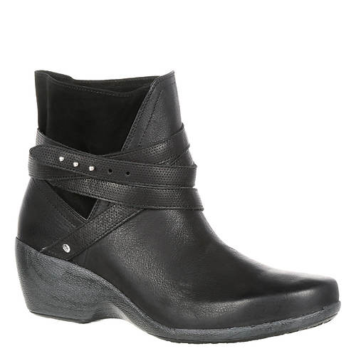4EurSole Motif Ankle Wrap Bootie (Women's)