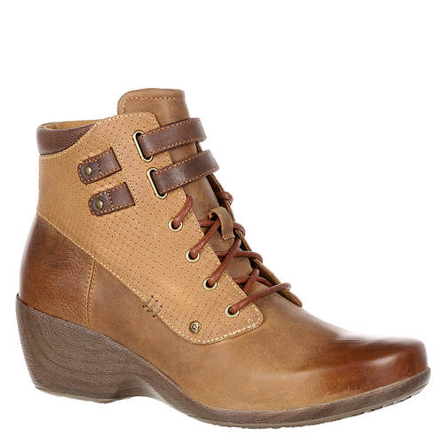 4EurSole Concerto Strap Lace Up Bootie WP (Women's)